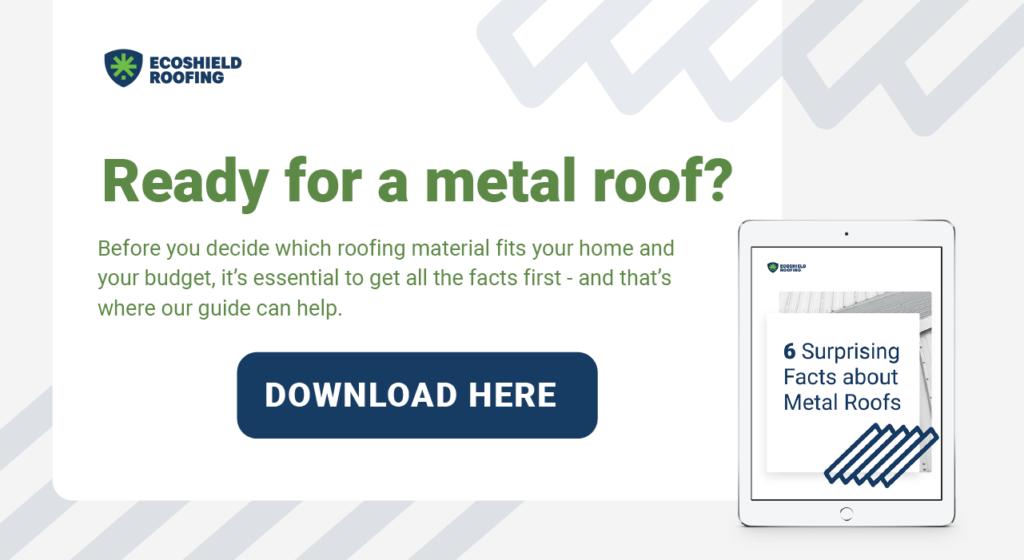 Metal Roof Information