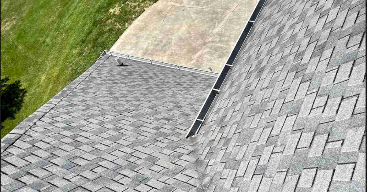cost of a new roof in Clemmons