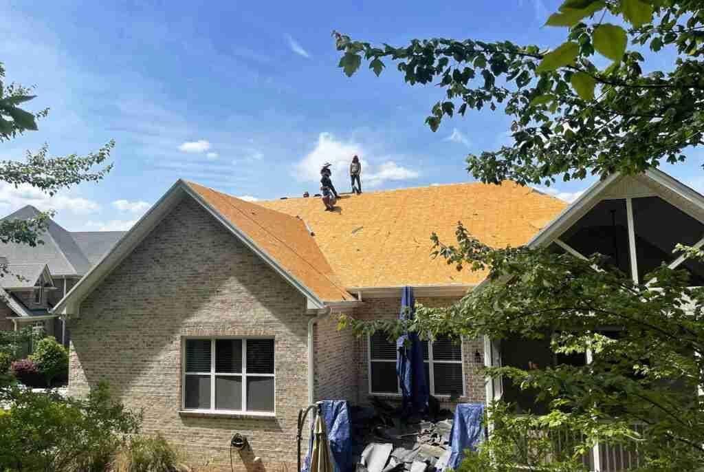 Roofing in Kernersville